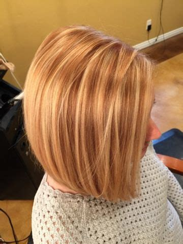 blonde and copper hairstyles hairtwist blonde highlights on natural copper hair hair
