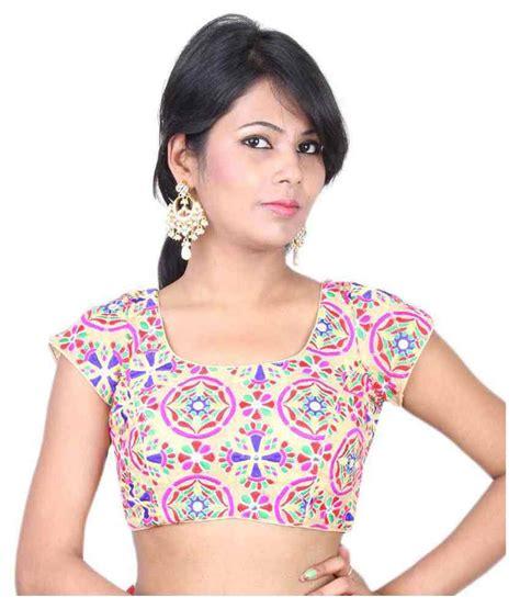 Kara Blouse kara multicolour cotton stitched blouse buy kara