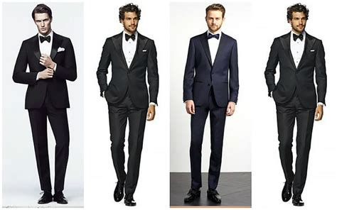 Wedding Attire Black Tie by A Complete Guide To Wedding Attire For The Trend Spotter