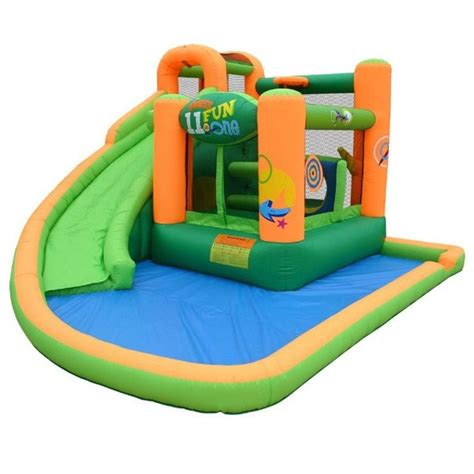 water bouncy house endless fun 11 in 1 bounce house and water slide