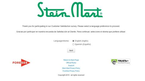 Www Steinmart Com Sweepstakes - stein mart survey guide happy customers review