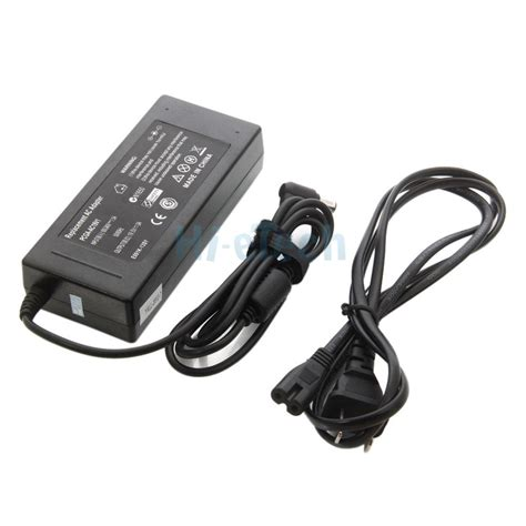 Adaptor Laptop Sonny 19 5v laptop ac adapter charger for sony vaio pcga ac19v1 pcg 700 r505 cable ebay