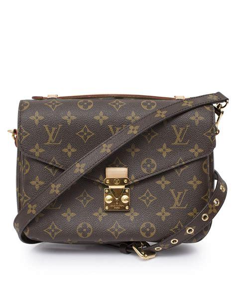 Jual Tas Lv Metis Pochette Monogram Original louis vuitton monogram pochette metis bag high fashion society