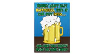 Christmas Paper Decorations - funny birthday card for man beer zazzle ca