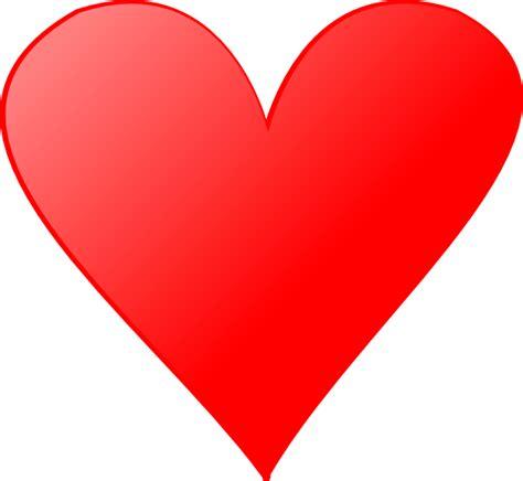 heart 4 clip art at clker com vector clip art online