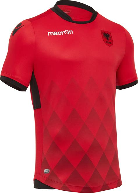 Albania Calend 2018 Albania 2018 World Cup Qualifiers Home Away And Third
