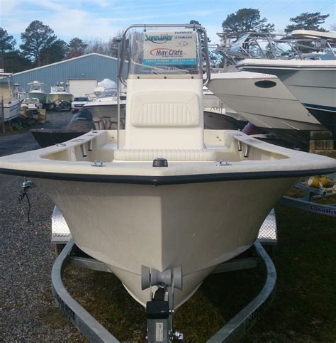 may craft boats for sale in nj may craft 1800 skiff with 90hp e tec engine for sale in