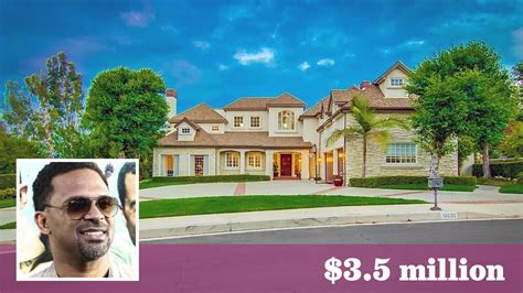 actor comedian mike epps parts ways with marital home in