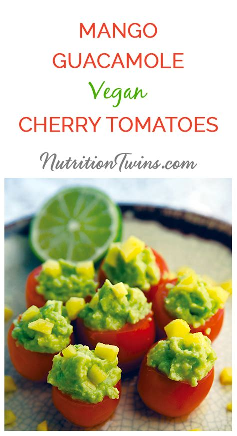 Poppers Detox by Guacamole Stuffed Tomato Poppers Nutrition