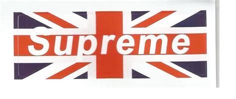 Supreme Sticker Cost