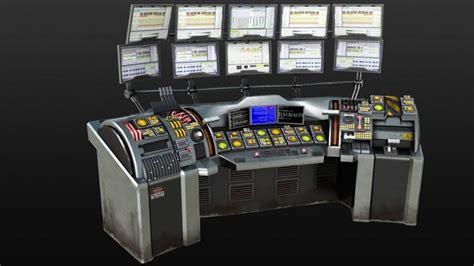 contro consoli sci fi command console search sci fi console