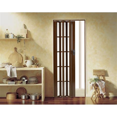 porta soffietto brico porta a soffietto con vetrata brico io