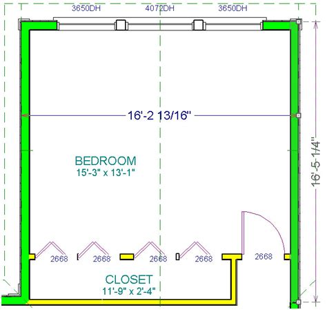 Bedroom Additions Floor Plans Add A Bedroom 256 Sq Ft Home Extension