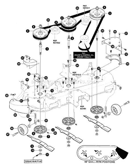 mtd 46 inch deck belt diagram mtd 46 inch deck belt diagram iplimage php illustration