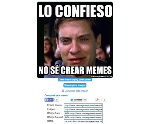 Hacer Memes Online - como crear memes para el con cualquier imagen c 243 mo