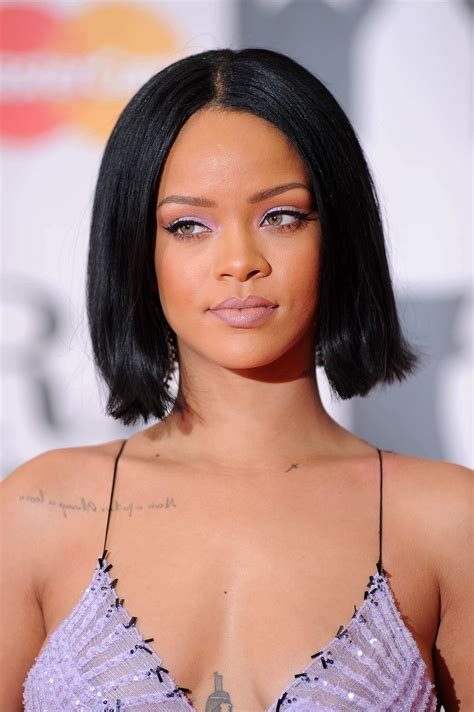 Images Of Rihanna Hairstyles by The Best Bob Hairstyles Of 2016