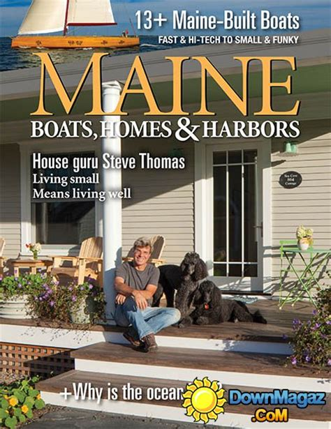 maine home and design january 2016 maine boats homes harbors usa january february 2016