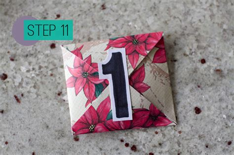 how to make a advent calendar how to make a diy envelope advent calendar for