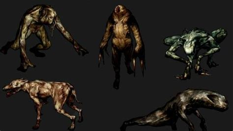 How To Draw Silent Hill Monsters