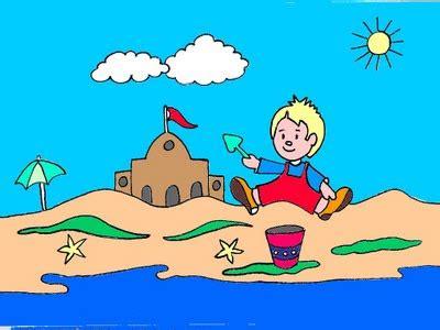 imagenes de niños jugando en verano desarrollo personal y social del alumno junio 2010
