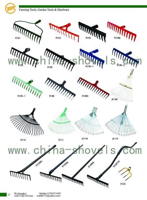 types of garden rakes handle garden cultivator 14 tines rake buy rake