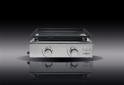 planchas para cocinar a gas la plancha de cocina de gas novedad 2017 vitrokitchen