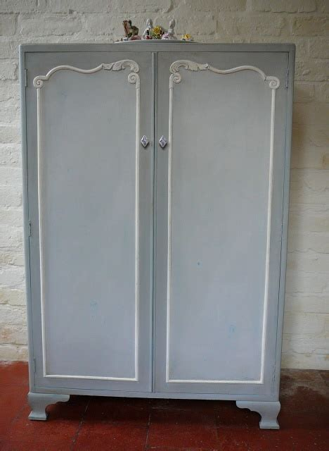 Wardrobe Paint Ideas by Painted Wardrobe Paint Idea Furnished