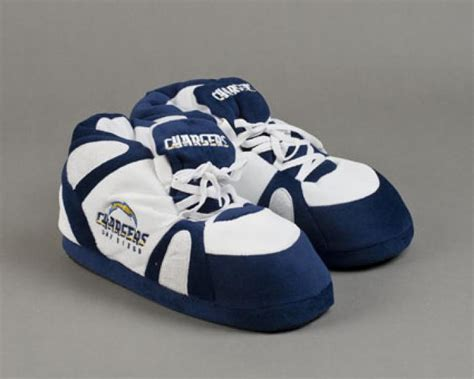 chargers slippers los angeles chargers slippers football slippers