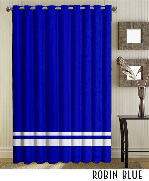 making your own curtains make your own striped grommet curtains