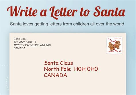 send a letter to santa envelope from the pole search results calendar 2015 1618