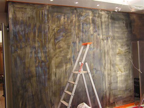 Décoration De Mur Intérieur by Cuisine D 195 169 Corateur D Int 195 169 Rieur Oxydation D Un Mur En M 195