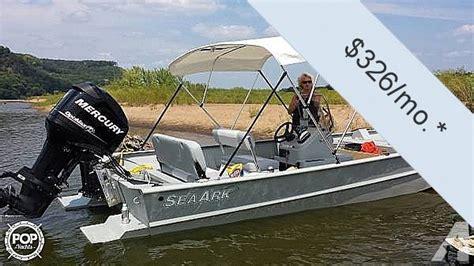 seaark boats 2072 mvt 2014 sea ark 2072 mvt for sale in mazomanie wisconsin