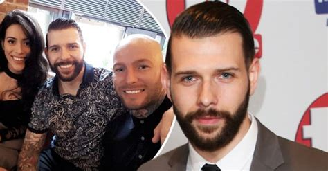 tattoo fixers uncovered jay hutton s family life uncovered as he leaves e4 s