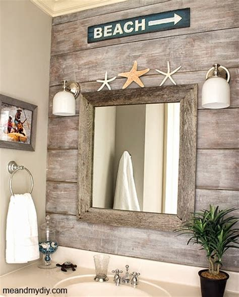 simple wood paneling bathroom for your home decoration coastal wall treatment ideas for the bathroom murals