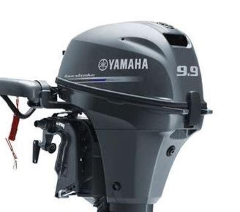 buitenboordmotor yamaha 9 9 yamaha 9 9 pk 4takt buitenboordmotor