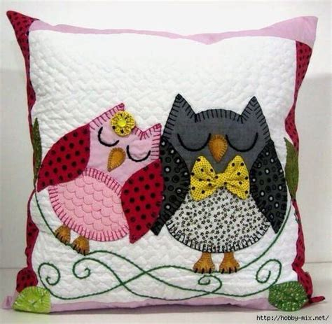 Patchwork Owl Cushion Pattern - 25 unique owl pillow pattern ideas on owl