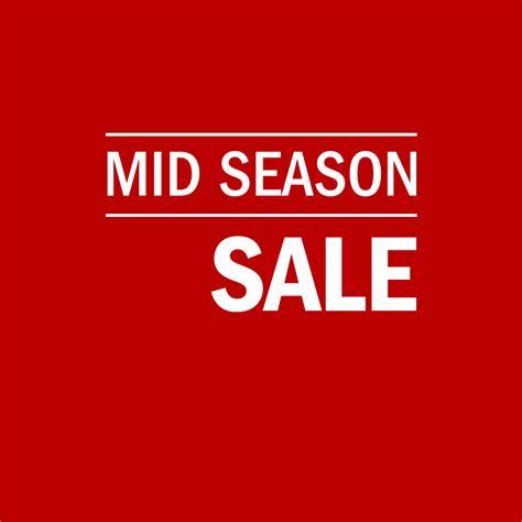 Sle Sale Season Starts by Target Mid Season Sale