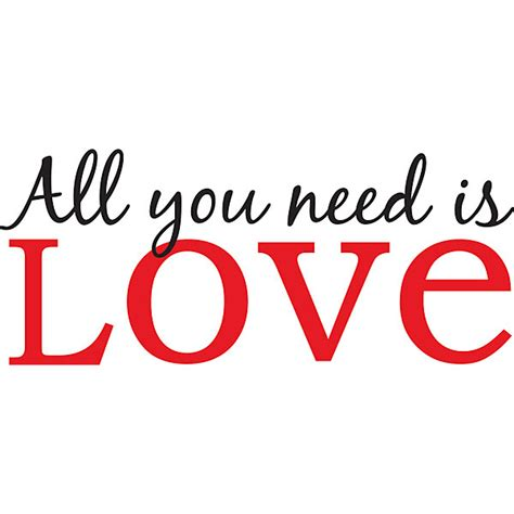 all you need is and a all you need is wall phrases wall quote decals wallpops