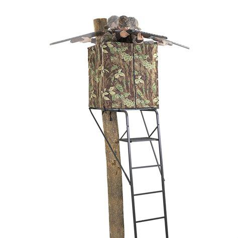 bbk 360 degree ladderstand 132213 ladder tree stands at sportsman s guide