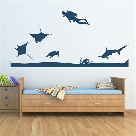 the sea wall stickers the sea wall sticker wall decal transfers ebay