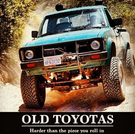 Toyota Tacoma Memes - 17 best images about vintage toyota on pinterest sedans