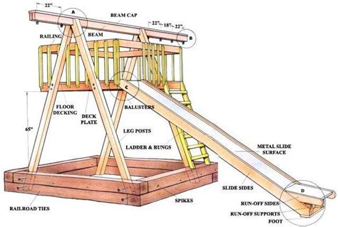 swing set plans 11 free wooden swing set plans to diy today