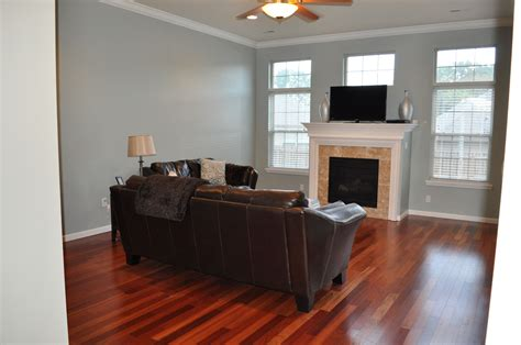 our living room paint color sherwin williams silvermist