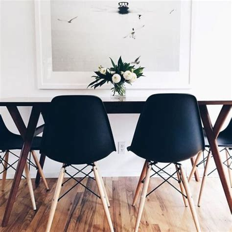 25 best ideas about black eames chair on