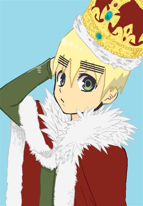 Anime King by King Kirkland By Mai Taniyama Anime On Deviantart