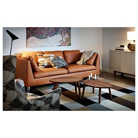 Walnut Coffee Table Ikea Stockholm Nest Of Tables Set Of 2 Walnut Veneer Ikea