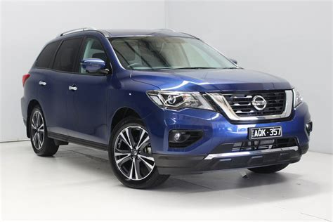 nissan pathfinder 2018 2018 nissan pathfinder ti spin review spin