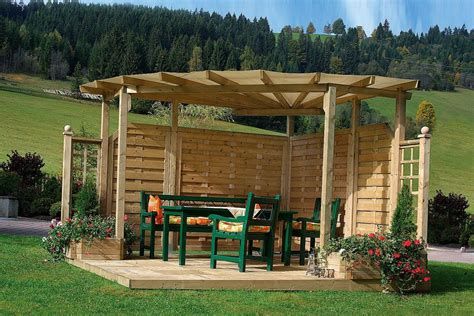 Pergola Bausatz Holz by Pergola Holz Bausatz Swalif