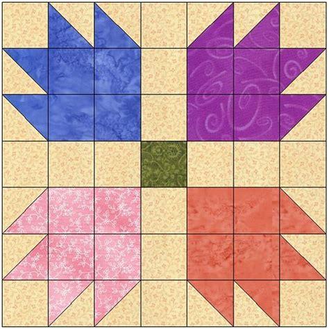 pattern viewer download bear paw quilt block pattern download adobe pattern