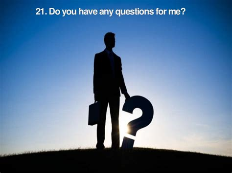 Do You Any Questions For Me Mba by 23 Killer Questions To Use With Your Prospects